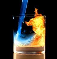photographie-retouche-verre-feu-versus-eau